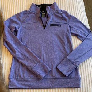 Blue Athletic Top